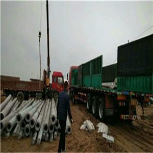 10米水泥电线杆规格和分类