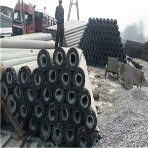 12米水泥电线杆安装方法
