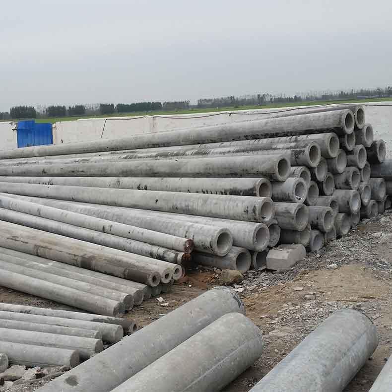 8m水泥电线杆产品展示