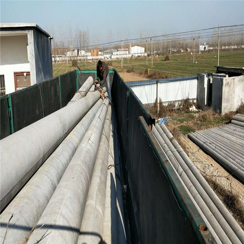 钢筋混凝土水泥电线杆水泥杆电杆预应力非预应力电线杆报价