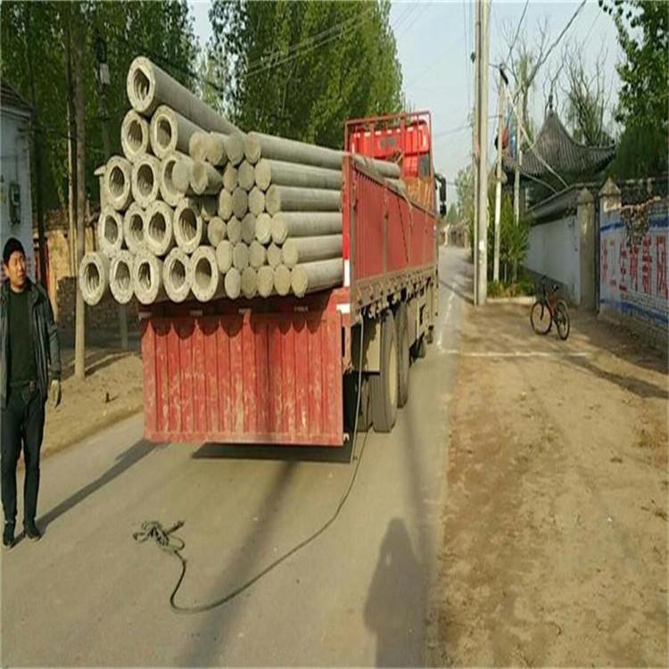 水泥杆厂家如何拆除山东电线杆