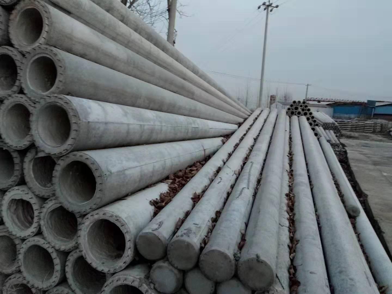 水泥电线杆批发的价格上涨的原因