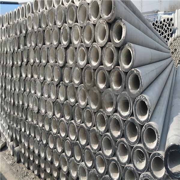 生产水泥线杆的工艺步骤