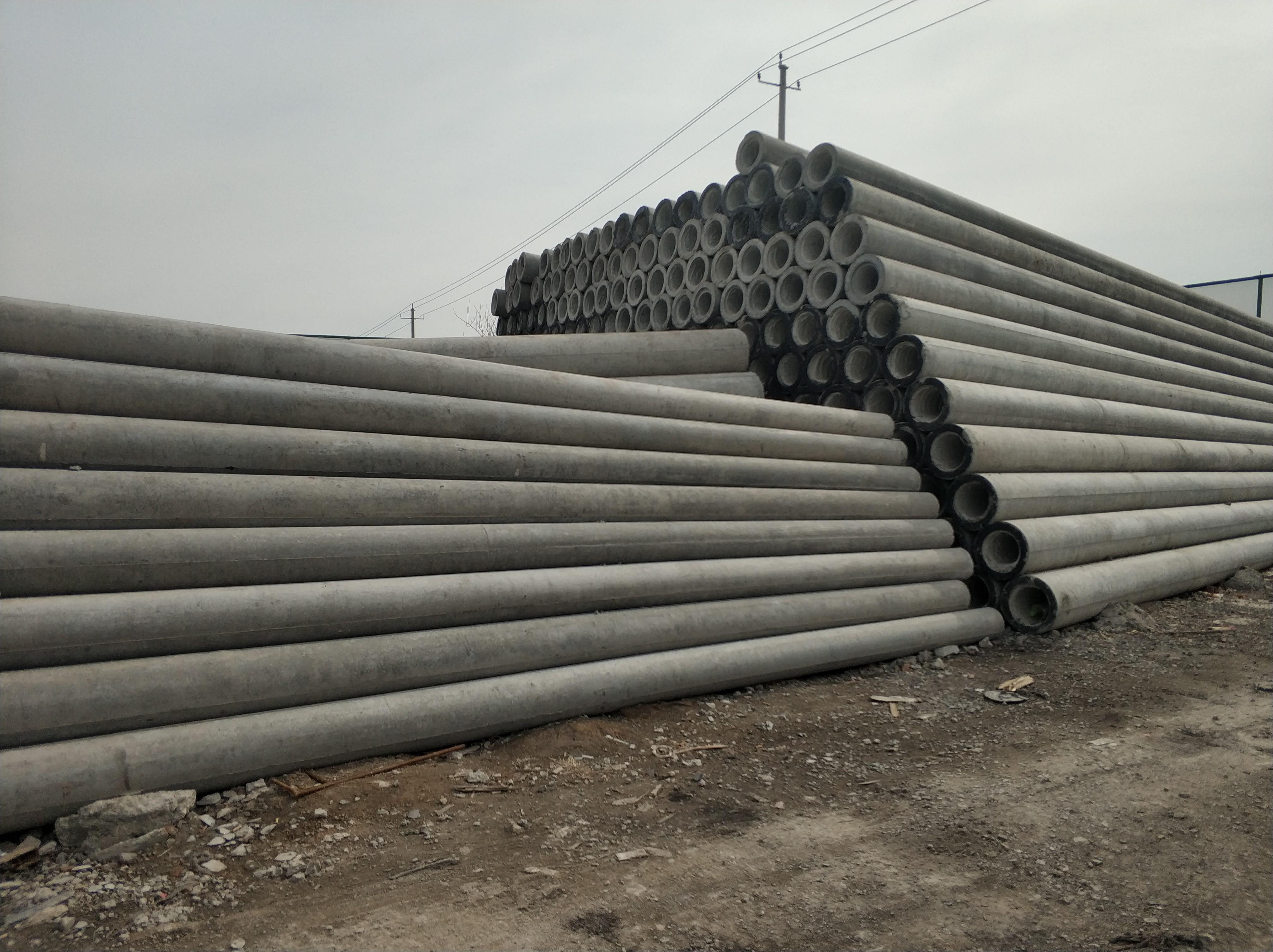 水泥电线杆构造要求