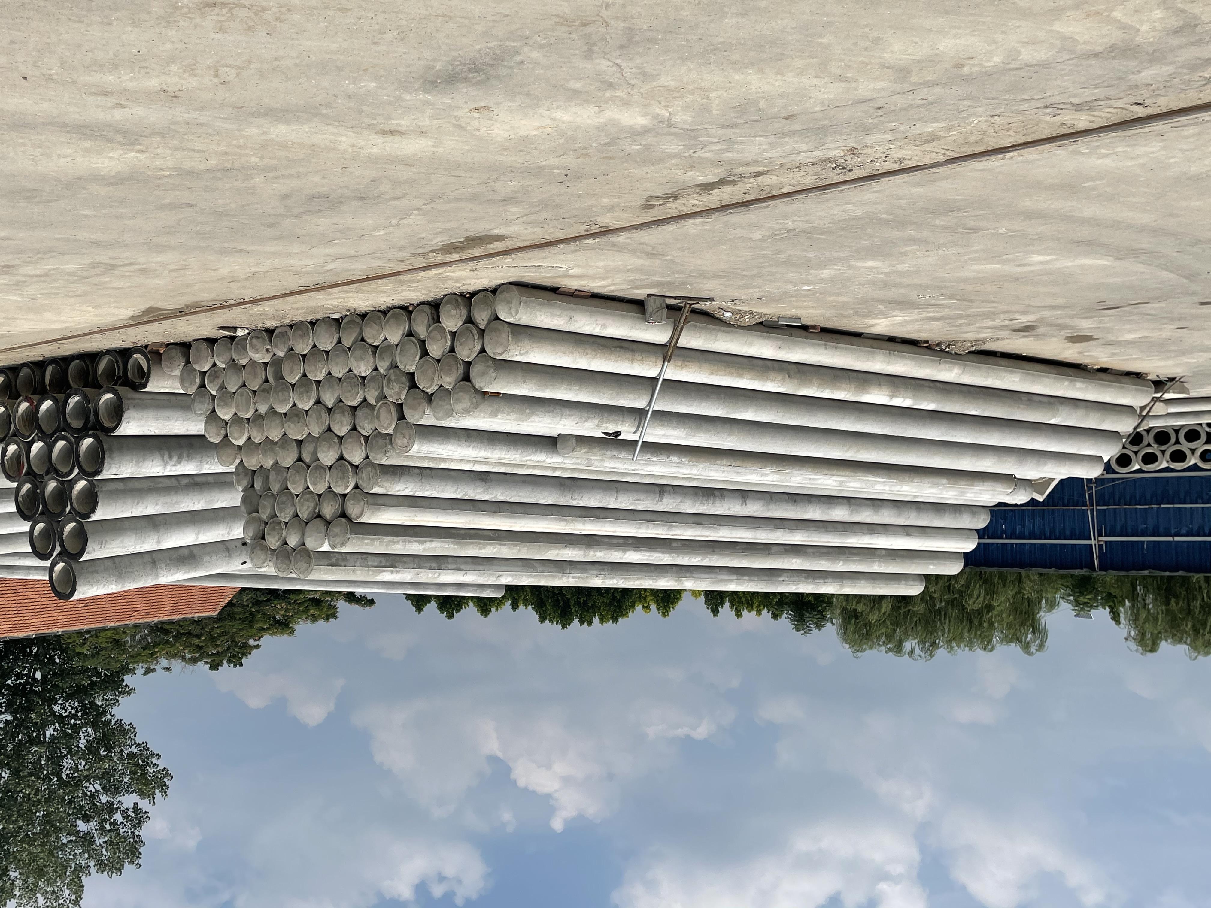 水泥杆腐蚀的特征和原理