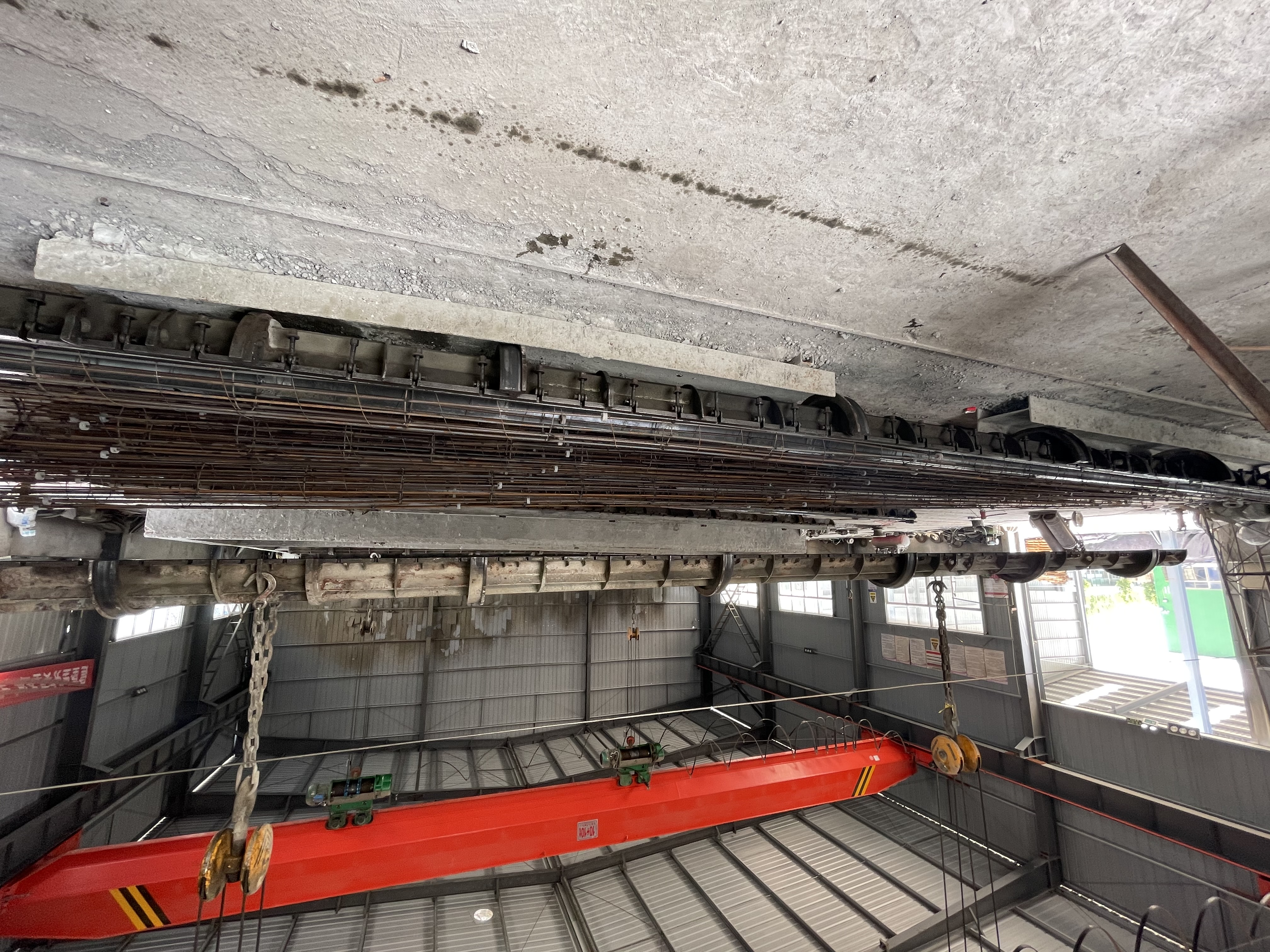 RPC电缆沟盖板的运输安装事项